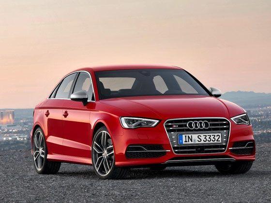 Audi S3 exterior