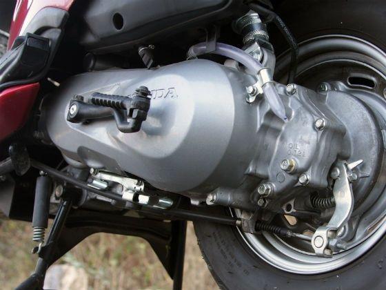 The new HET updated engine