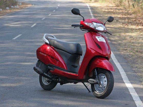 New Honda Activa HET