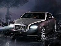 Rolls-Royce Wraith unveiled at 2013 Geneva Motor Show