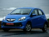 Honda Brio static shot