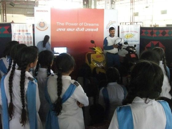 Honda Road Safety and Self Defence Training Camp