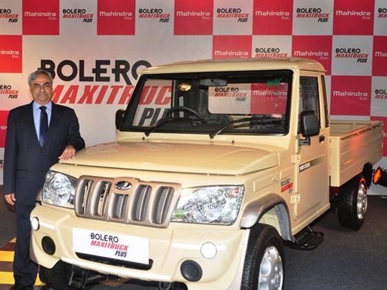 Mahindra Bolero Maxi Truck Plus,