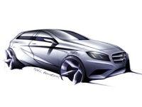 Mercedes-Benz A-Class design