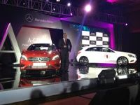 Mercedes-Benz A-Class launched