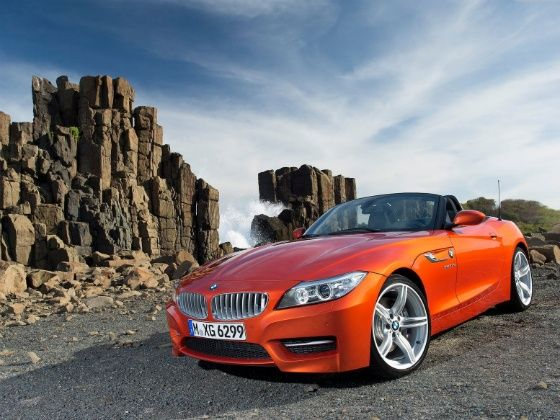 BMW Z4 to be launched on 14th Nov 2013