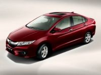 New Honda City Engine