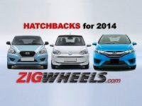 Hatchbacks for 2014