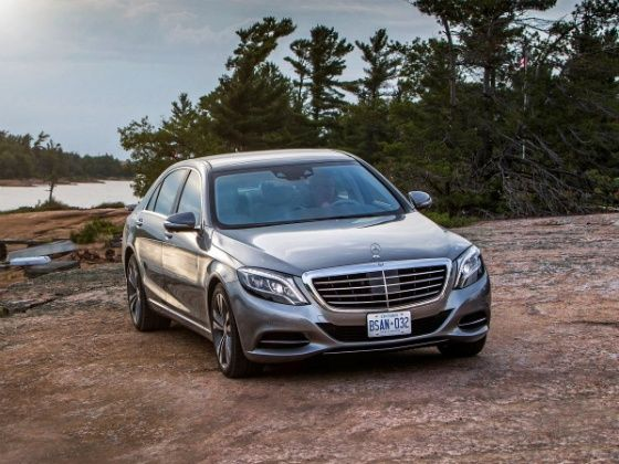New S Class Bookings begin in India