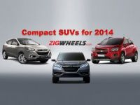 Compact SUV for 2014