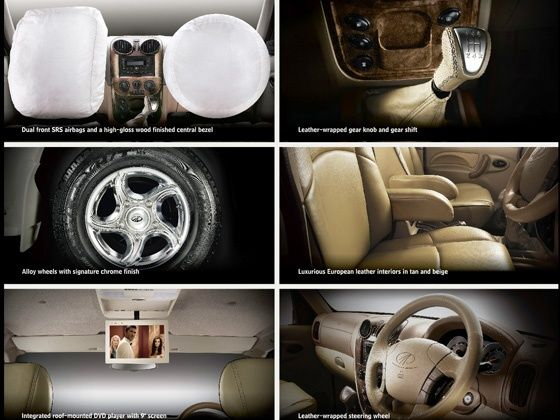 Mahindra Scorpio Special Edition Features