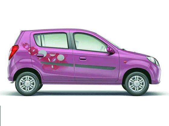 Maruti Suzuki Alto 800 Anniversary Edition Purple Haze