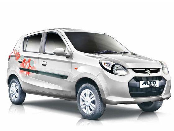 Maruti Suzuki Alto 800 Anniversary Edition