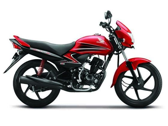 Honda Dream Yuga limited edition studio shot