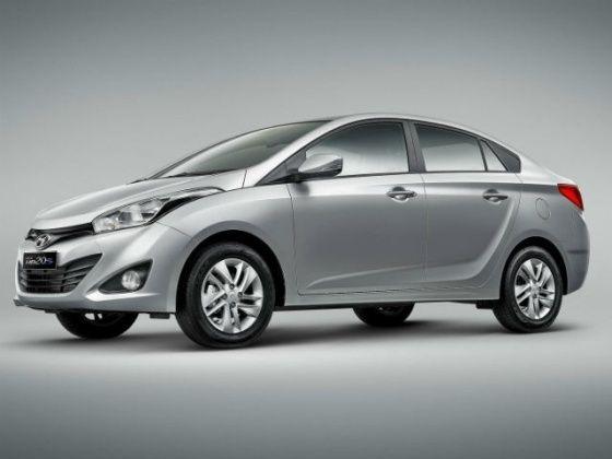 Hyundai compact sedan