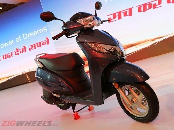 New Honda Activa 125 image