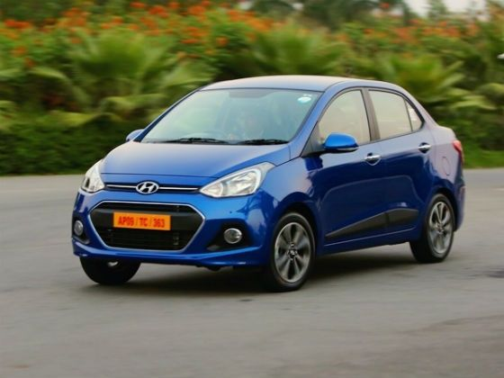 Hyundai Xcent receives 10,000 bookings in first month