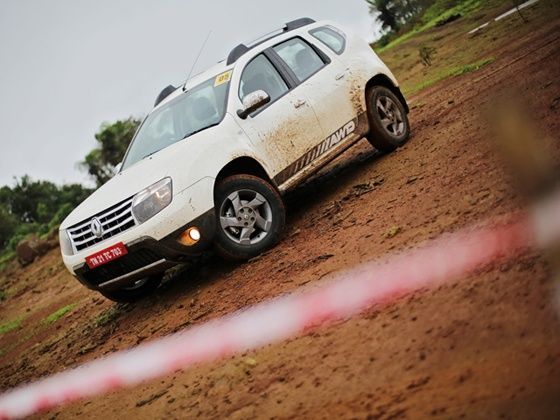 2014 Renault Duster AWD
