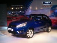 Tata Zest launched