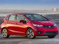 2015 Honda Jazz spied at India plant