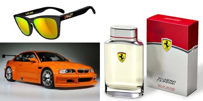 Gifts for automobile enthusiasts