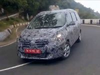 Renault Lodgy Spy pic