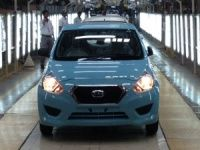 Datsun Go Production commences