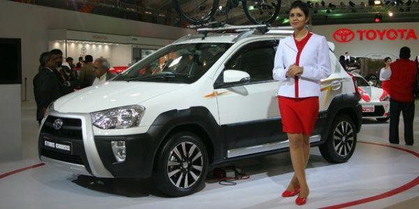 Auto Expo 2014: Toyota Etios Cross Preview