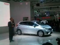 Honda at 2014 Auto Expo