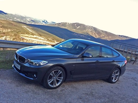 BMW 3GT First Drive Front