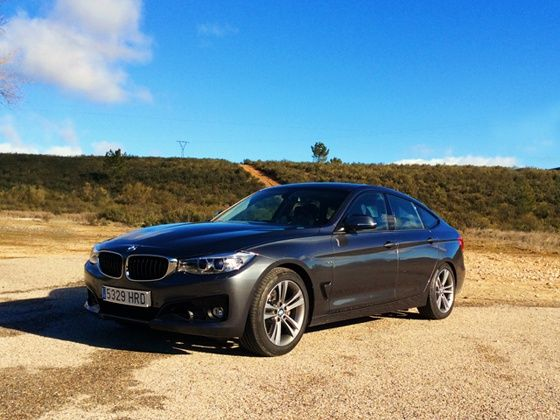 BMW 3GT First Drive Front Picture