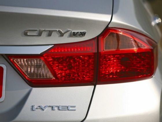 Honda City Petrol Badging