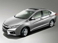 New 2014 Honda City front