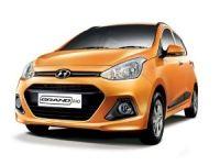Hyundai Grand i10 Front