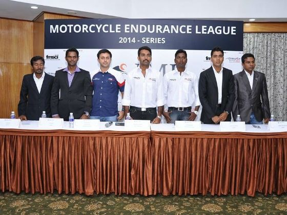 Indian Motorcycle League press launch
