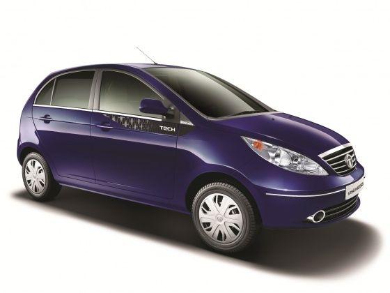 Tata Vista Tech variant launched Exterior