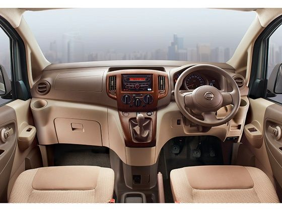2014 Nissan Evalia new interiors