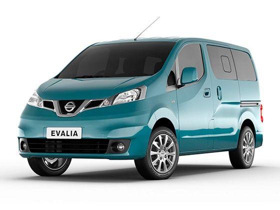2014 Nissan Evalia facelift design