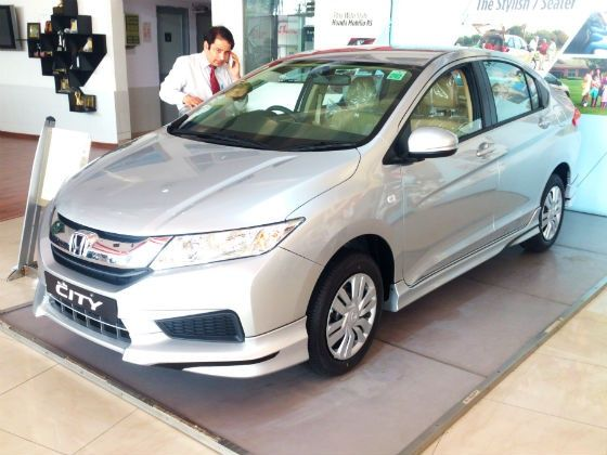 Is this the Honda City RS?