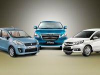 Honda Mobilio vs Maruti Suzuki Ertiga vs Toyota Innova: Spec