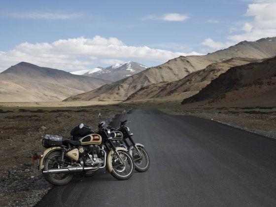 Royal Enfield Himalayan Odyssey 2014