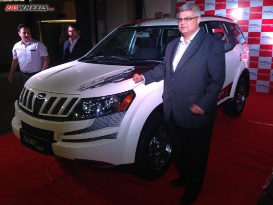 Mahindra XUV500 Sportz launche on 5th June