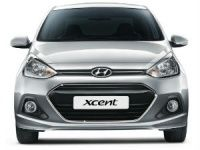 Hyundai Xcent Front