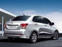 Hyundai Xcent Rear