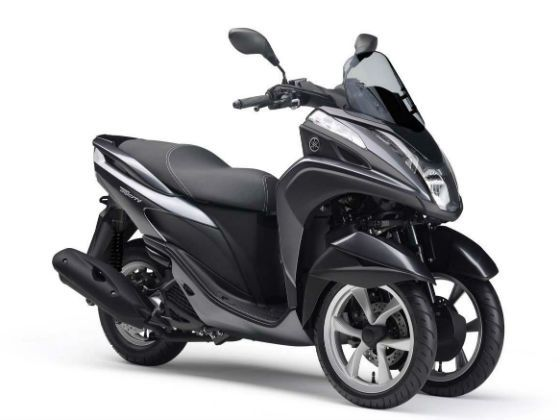 Yamaha Tricity scooter