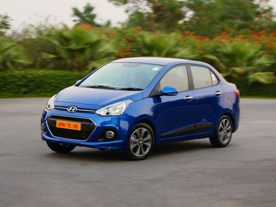 Hyundai Xcent petrol