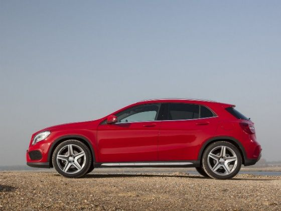 2014 mercedes benz gla first review page 1 for Mercedes benz gla class india