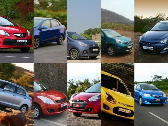 Top 10 petrol cars for Rs 5 lakh
