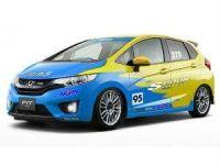 Honda to introduce six customised Jazz at SEMA