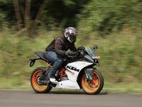 KTM RC 390 review